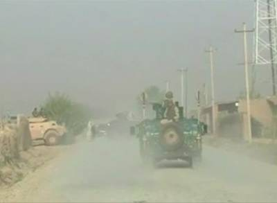 News video: Taliban, Afghan Forces Battle for Control of Kunduz